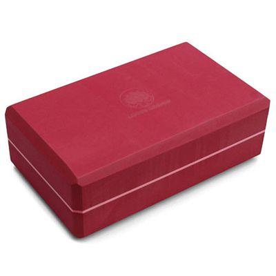 Lotus Design EVA Yoga Block - Red