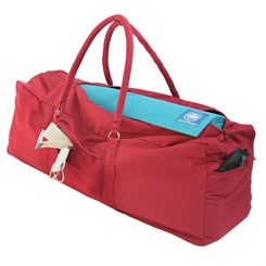 Lotus Design Large Yoga Mat Bag
