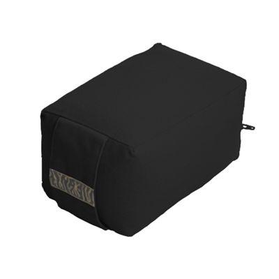 Lotus Design Mini Travel Meditation Cushion - Black