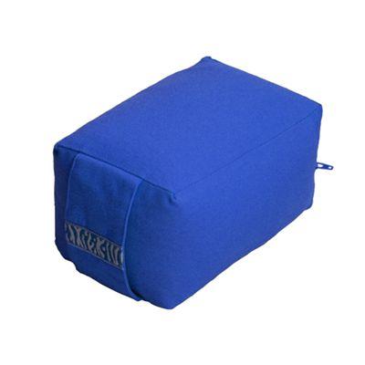 Lotus Design Mini Travel Meditation Cushion - Navy