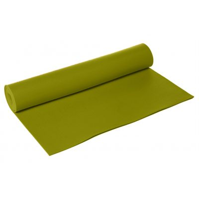 Lotus Design Premium 183 x 80cm Yoga Mat-Olive Green