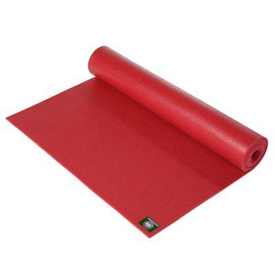 Lotus Design Premium 200 x 60cm Yoga Mat - Burgundy