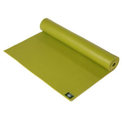 Lotus Design Premium 200 x 60cm Yoga Mat - Olive Green