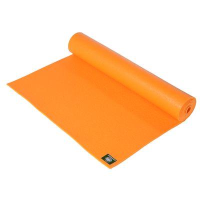 Lotus Design Premium 200 x 60cm Yoga Mat - Saffron