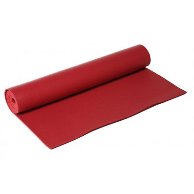 Lotus Design Premium 200 x 60cm Yoga Mat - Burgundy