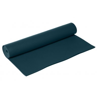 Lotus Design Premium 200 x 60cm Yoga Mat - Dark Blue