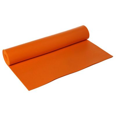Lotus Design Premium 200 x 60cm Yoga Mat - Orange