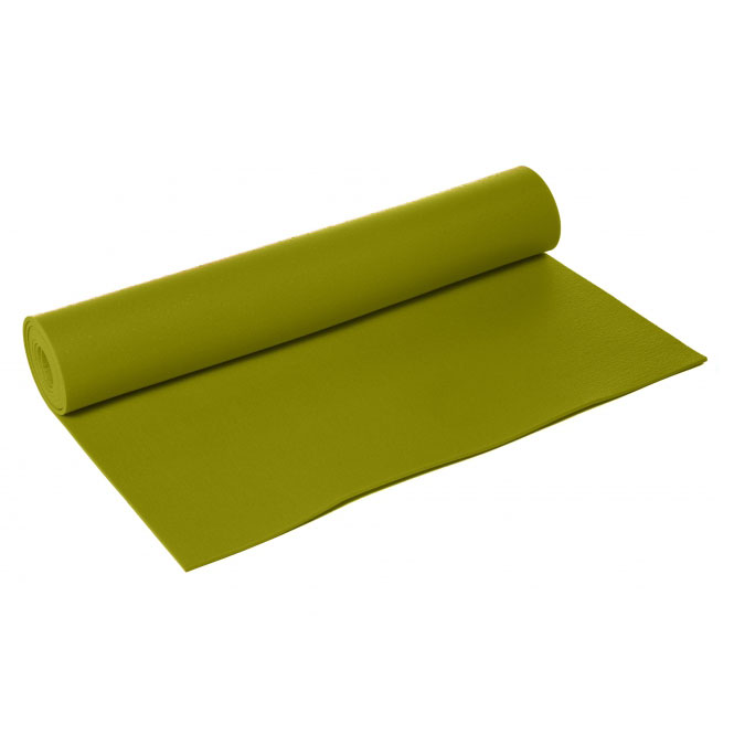 Lotus Design Standard 183 x 60cm Yoga Mat  Green