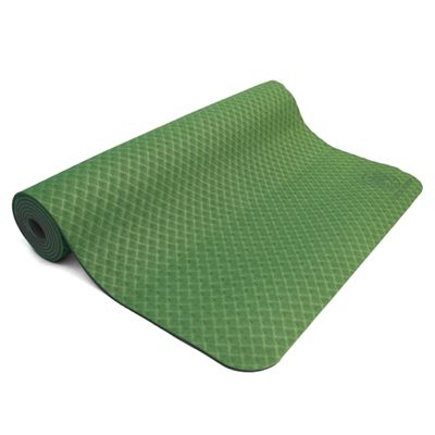 Lotus Design TPE Yoga Mat - Green
