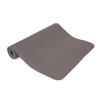 Lotus Design TPE Yoga Mat - Brown