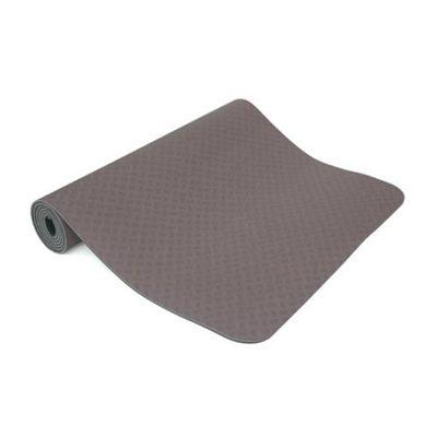 Lotus Design TPE Yoga Mat - Brown
