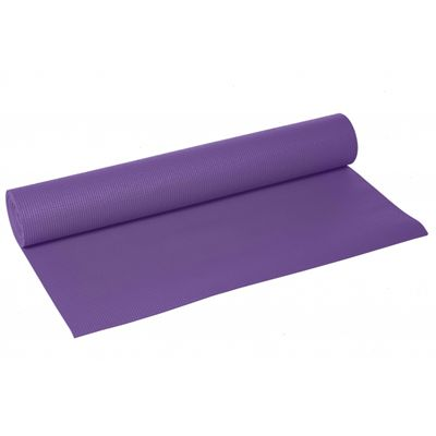 Lotus Design Trend Yoga Mat 4mm - Lilac