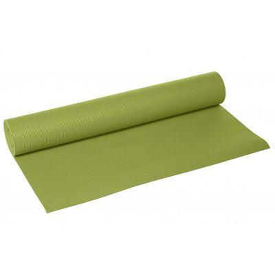 Lotus Design Trend Yoga Mat 4mm - Olive Green