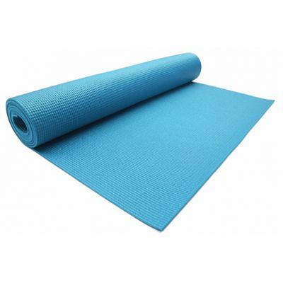 Lotus Design Trend Yoga Mat 4mm - Turquoise