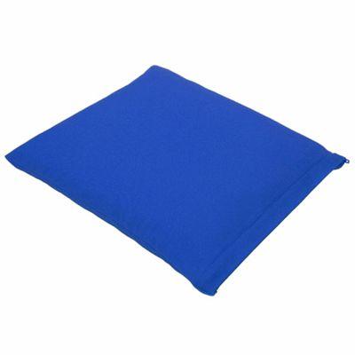 Lotus Design Yoga Knee Pad-Buckwheat-Blue Image