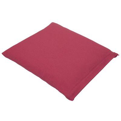 Lotus Design Yoga Knee Pad-Buckwheat-Red Image