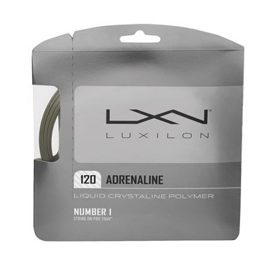 Luxilon Adrenaline 120 Tennis String Set