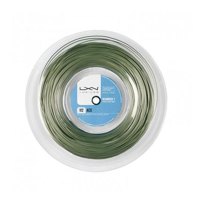 Luxilon Big Banger Ace 112 Tennis String 220m Reel Gold