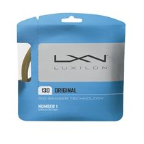Luxilon Big Banger Original 130 Tennis String Set Amber
