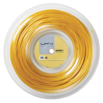 Luxilon 4G 130 Tennis String - 200m Reel