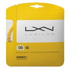 Luxilon 4G 130 Tennis String Set