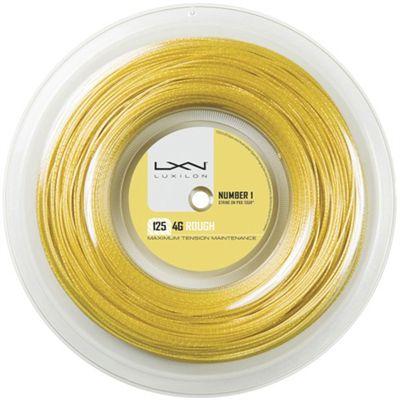 Luxilon 4G Rough 125 Tennis String 200m Reel