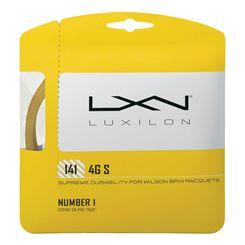 Luxilon 4G S 141 Tennis String Set