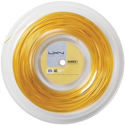 Luxilon 4G Soft 125 Tennis String - 200m Reel