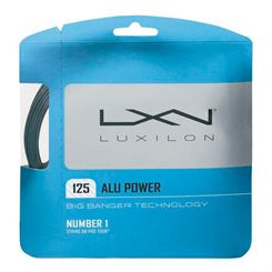 Luxilon Big Banger Alu Power 125 Tennis String Set 2016
