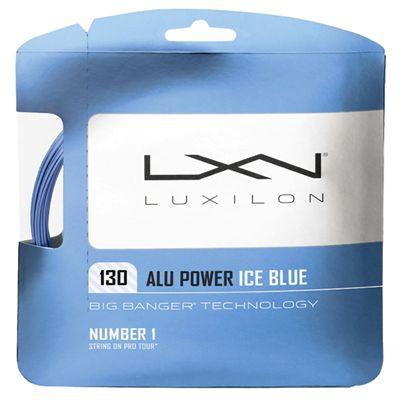 Luxilon Big Banger Alu Power 130 Tennis String Set