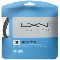 Luxilon Big Banger Alu Power 138 Tennis String Set