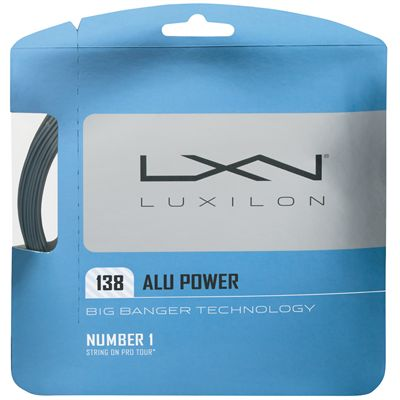 Luxilon Big Banger Alu Power 138 Set Tennis String Set