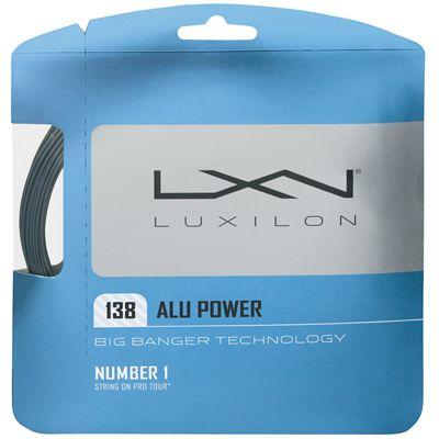 Luxilon Big Banger Alu Power 138 Set Tennis String Set