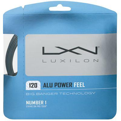 Luxilon Big Banger Alu Power Feel 120 Tennis String Set