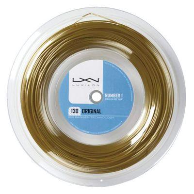 Luxilon Big Banger Original 130 Tennis String - 200m Reel