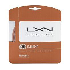 Luxilon Element Tennis String Set