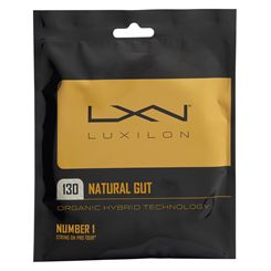 Luxilon Natural Gut Tennis String Set