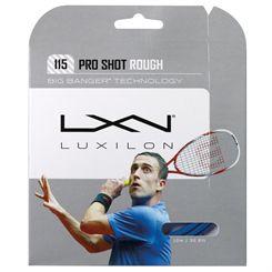 Luxilon Pro Shot Rough Squash String Set