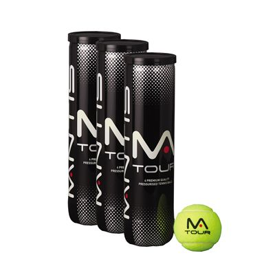 Mantis Tour Tennis Balls - 1 dozen