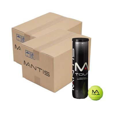 Mantis Tour Tennis Balls - 12 dozen