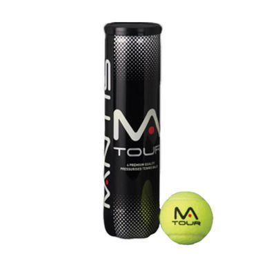 Mantis Tour Tennis Balls - Single Tube
