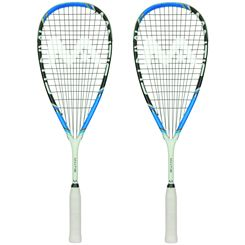 Mantis Power 110 II Squash Racket Double Pack