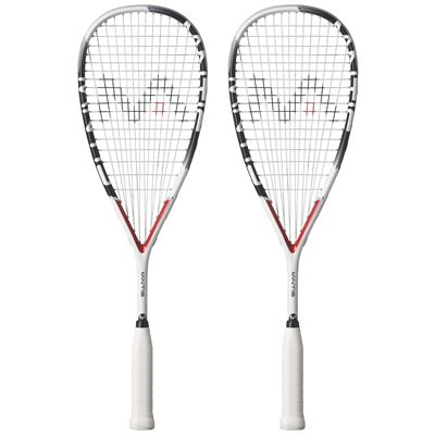 Mantis Power 130 Squash Racket Double Pack