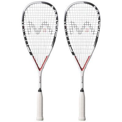 Mantis Power 130 Squash Racket Double Pack