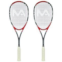 Mantis Pro 115 II Squash Racket Double Pack
