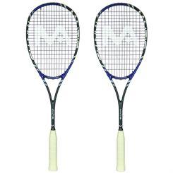 Mantis Pro 125 II Squash Racket Double Pack