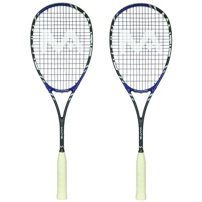 Mantis Pro 125 II Squash Racket Double Pack