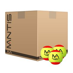 Mantis Stage 3 Mini Tennis Red Balls - 5 Dozen