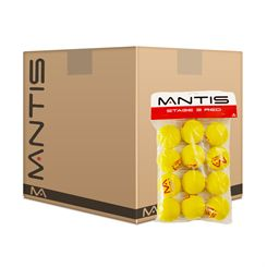 Mantis Stage 3 Red Foam Tennis Balls - 5 Dozen