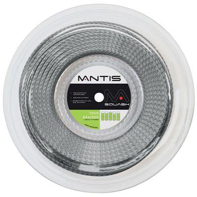 Mantis Tour Braided Squash String - 200m Reel